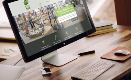 Nieuwe website Ecostore